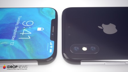 Concepto Iphone Xi Notch