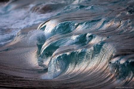 Congelando el mar, espectaculares fotografías de Pierre Carreau