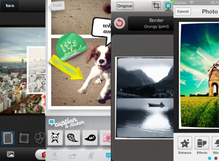 Cuatro aplicaciones gratuitas para retocar tus fotos este fin de semana, desde tu iPhone