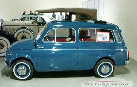 Fiat 500 Giardiniera, rumores sobre una posible versión crossover