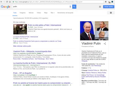 Putin En Google Rusia Espanol