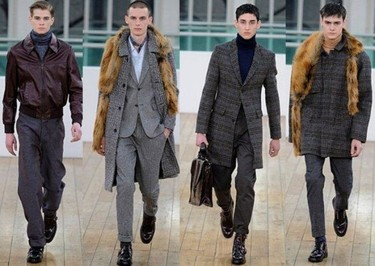 Topman Design Otoño-Invierno 2011/2012 en la London Fashion Week
