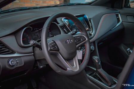 Chevrolet Cavalier Turbo 2022 Primer Contacto Prueba De Manejo Opinion 25