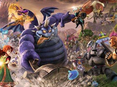 Dragon Quest Heroes II llegará en abril para PC