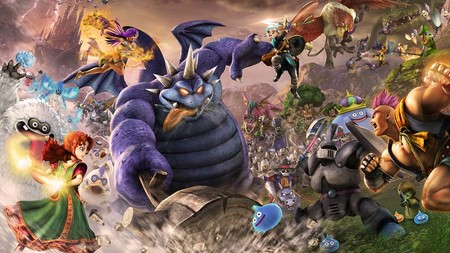 Dragon Quest Heroes II llegará en abril para PC