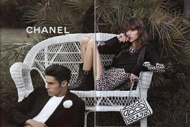 Chanel, campaña Primavera-Verano 2011