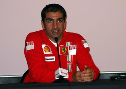 Marc Gené no ve hueco para Alonso en Ferrari
