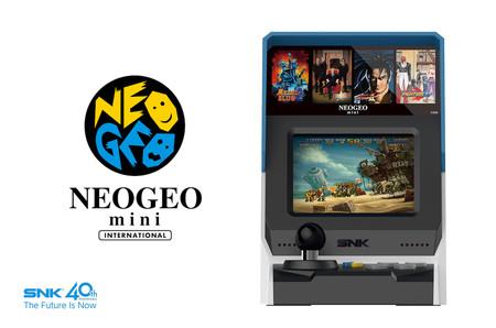 Neo Geo Mini International Edition 2