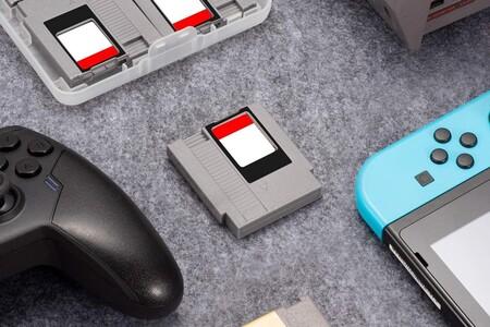 Protege tus juegos de Nintendo Switch con estos mini cartuchos de NES: paquete disponible en Amazon México por 415 pesos