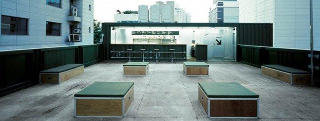espacios para trabajar - platoon - terraza