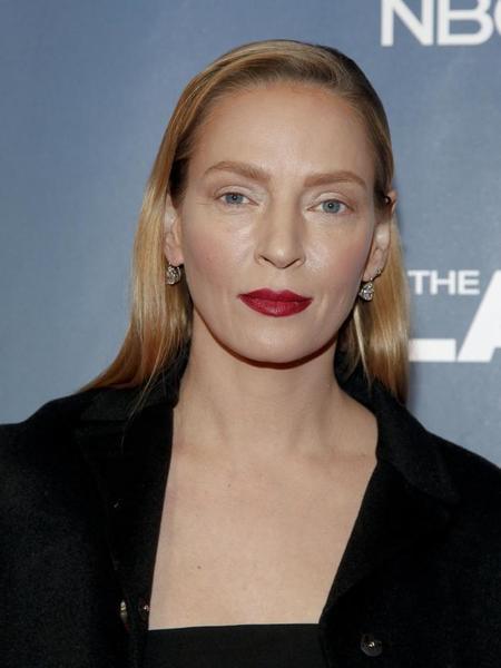 ¿Y si lo de Uma Thurman fuera sólo cosa del maquillaje?