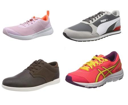 Chollos en tallas sueltas de zapatillas Jack & Jones, Asics, Puma o Under Armour en Amazon por menos de 30 euros