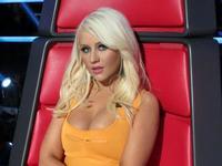 Christina Aguilera nos hace pucheros en The Voice, ¡la lagrimilla fuera!