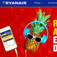 Vuela a cientos de destinos este verano desde 19,99 euros con Ryanair