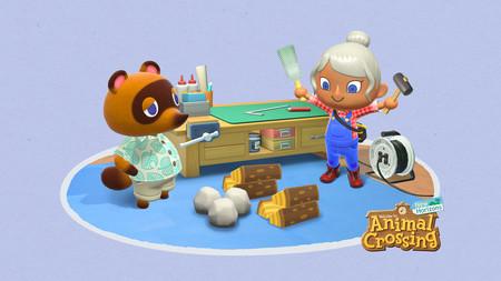 Animal Crossing: New Horizons: recursos. Todas las clases de materiales y dónde obtenerlos