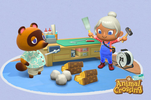 Animal Crossing: New Horizons: recursos. Todas las clases de materiales y dónde obtenerlos