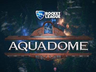 Tendremos nuevo estadio para Rocket League: Aquadome