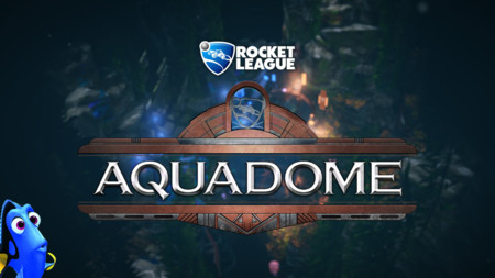 Tendremos nuevo estadio para Rocket League: Aquadome