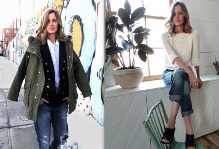 Amanda Brooks Taylor Tomasi Zara Pictures