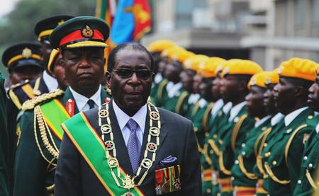 Mugabe Tropas