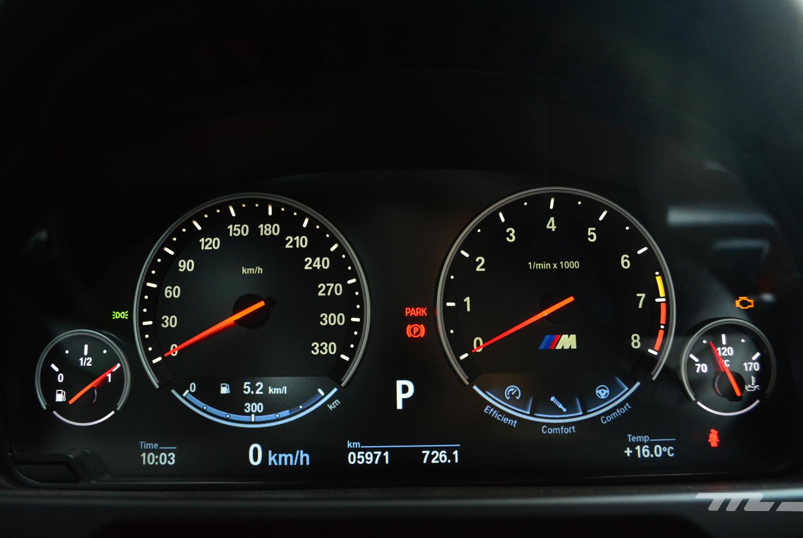 Foto de BMW X5 M (Prueba) (11/17)