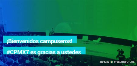 Todo lo que necesitas saber sobre Campus Party México 7