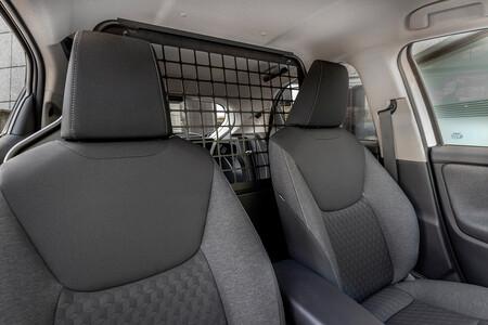 Toyota Yaris Electric Hybrid ECOVan 2021
