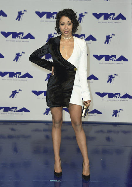 mtv vma video music awards 2017 alfombra roja red carpet Liza Koshy