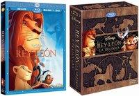 Estrenos DVD y Blu-ray de la semana | 29 de noviembre | Harry Potter y el Rey León