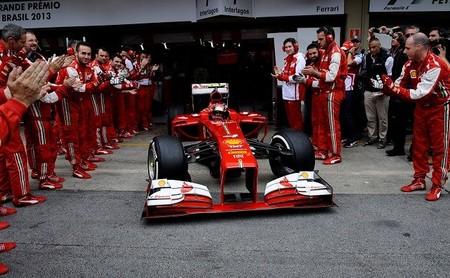 Robert Kubica cree que el miedo no es el problema de Felipe Massa