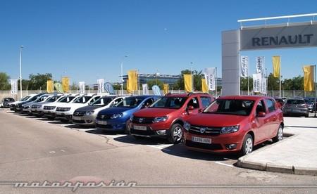 Después de 10 años creciendo Dacia tiene siete modelos propios y pronto, todos con versión GLP