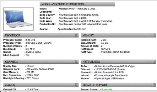 Syncmate mac serial decode