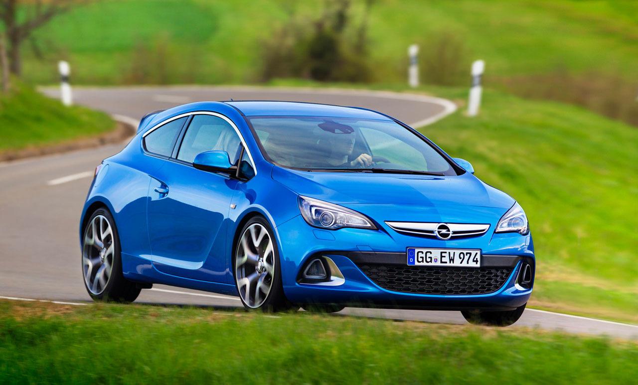 Foto de Opel Astra OPC (31/46)