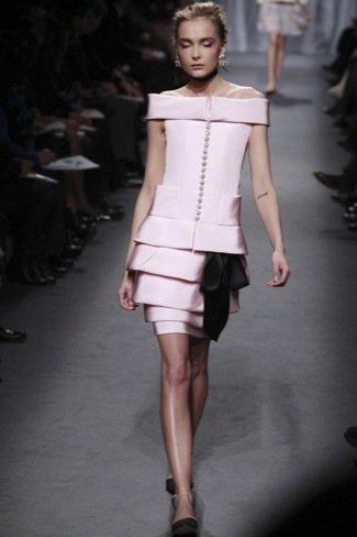 Chanel Alta Costura Primavera-Verano 2011 vestidos