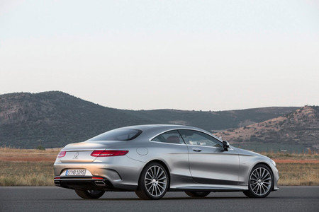 Mercedes Benz Clase S Coupe