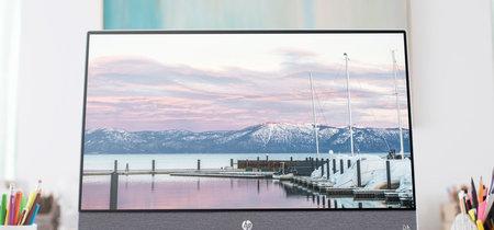 Nuevos HP Pavilion 24 y 27: HP viste de gala a sus All-In-One con un broche extra de privacidad