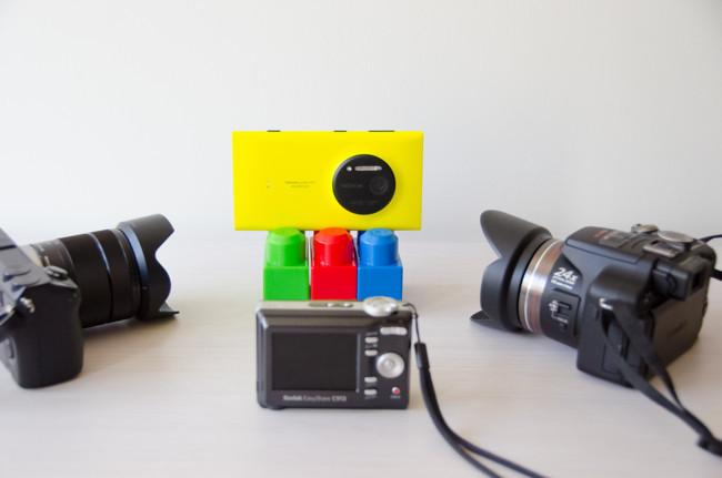 Apple ficha a uno de los expertos en fotografía de Nokia PureView