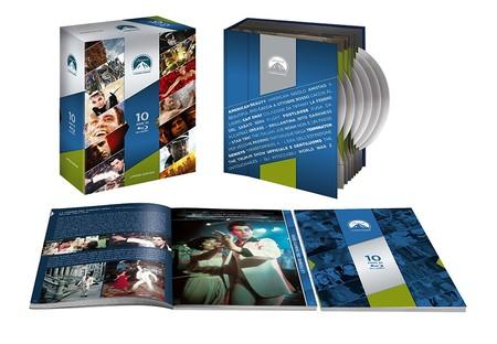 Pack Universal o Paramount, con 25 películas en Blu-ray, por 38,97 euros y envío gratis