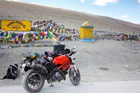 Ducati monster 796 Himalaya