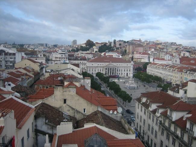 Foto de A Baixa Lisboa (1/10)