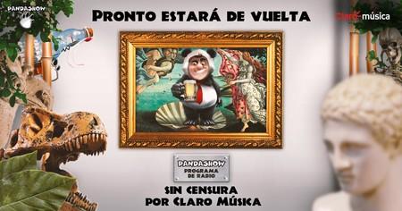 Regresa el 'Panda Show', gratis y en exclusiva por Claro música para México