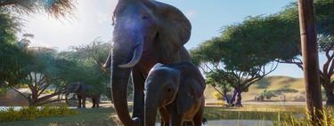 Primeras horas con Planet Zoo, o cómo un majestuoso elefante me trajo la ruina en cuestión de segundos