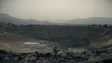 Voidout Crater
