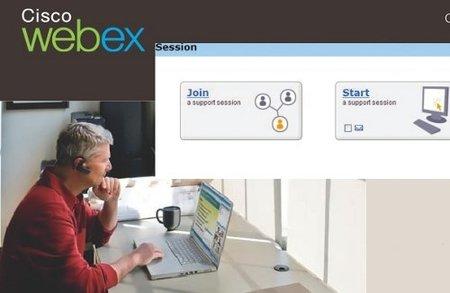 Webex, solución de Cisco para videoconferencias y soporte remoto