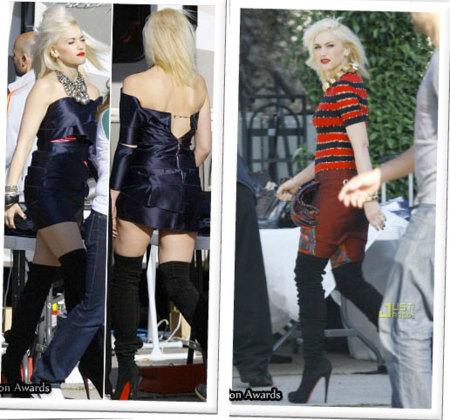 Gwen Stefani para Elle Us