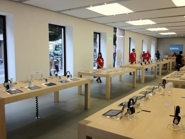 Foto de Apple Store Calle Colón (Valencia) (88/90)