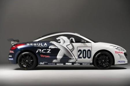 Curiosidades en Competición: Peugeot RCZ para las 24 horas de Nürburgring