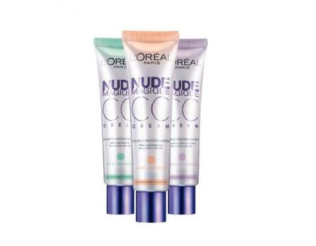 L'Oréal pisa fuerte con su gama de CC Creams, ¿caeremos en la tentación?