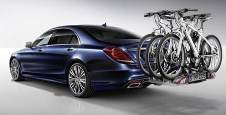 Mercedes-Benz Clase S 2013: Accesorios con mucha clase