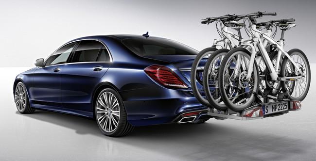 Mercedes-Benz Clase S 2013 Accesorios